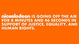 Nickelodeon Goes Off Air For #GeorgeFloyd and #BLM