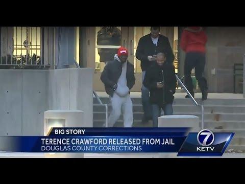 TERENCE CRAWFORD SENTENCED TO JAIL!