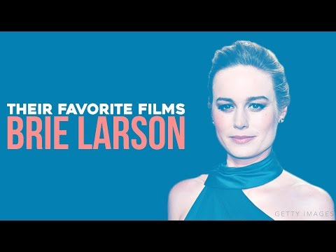Brie Larson Shares Her Favorite Films