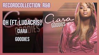 Ciara Oh Ft Ludacris HQ Audio