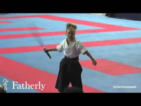 Fight Like A Girl | Fatherly