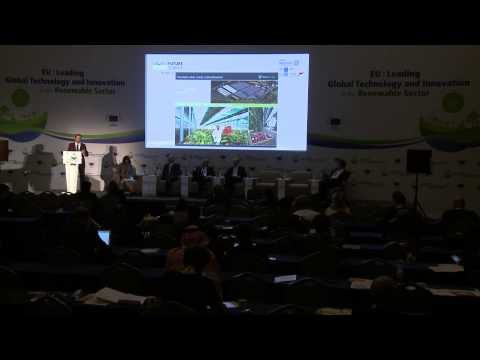 EU Technology and Innovation Leader Part 3 | WFES 2015