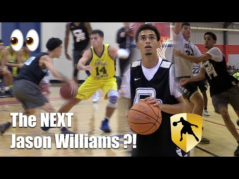 6'2 Zavien Smith is a SHIFTY Guard with CRAZY VISION!!! Official Preseason Mix
