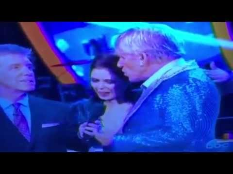 """Gary Busey Tells Tom Bergeron """"Your Left Eye Is Spinning"""" #DWTS"""