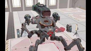 War Robots [4.2] Test Server -  NEW Robots Rayker ,Blitz and Invader