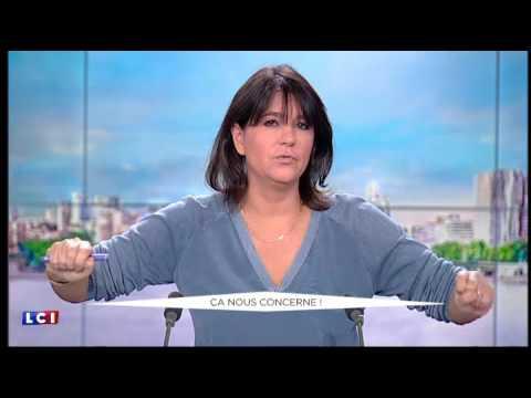 Eoliennes et patrimoine historique de la France :Emission sur LCI