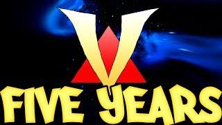 VenturianTale 5th Year ANNIVERSARY Live Stream!