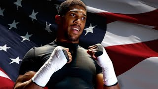 ANTHONY JOSHUA WANT 2 FIGHT IN THE U.S. WHY,U.K DISAPPOINTED