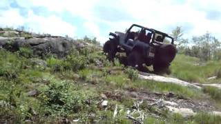 jeep rcd Rubicon 6