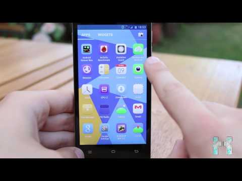 Ultra Slim China Phone - Doogee DG2014 Turbo - The Xperia Killer for 150$ ?!