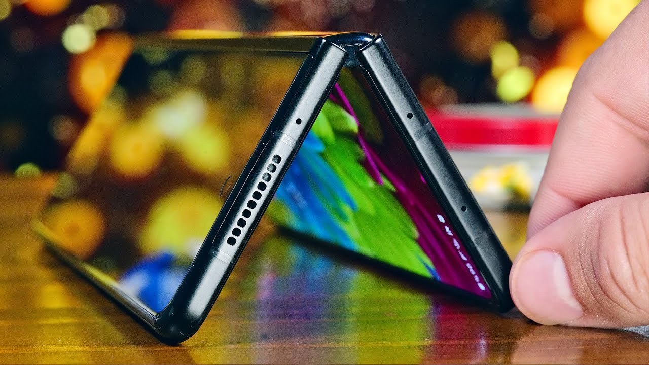 Galaxy Z Fold 3 review: The S Pen makes it a blast