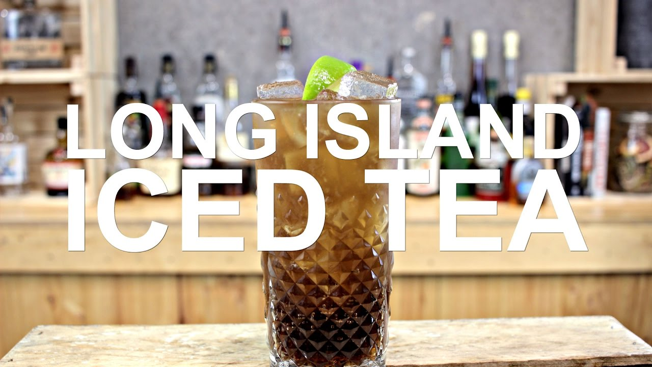 Long Island Iced Tea Cocktail Recipe So Boozy Youtube
