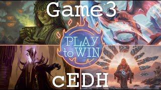 GAME 3 - WHO'S THE BEST STRIXHAVEN COMMANDER IN cEDH? - DINA vs EXTUS vs GALAZETH vs JADZI