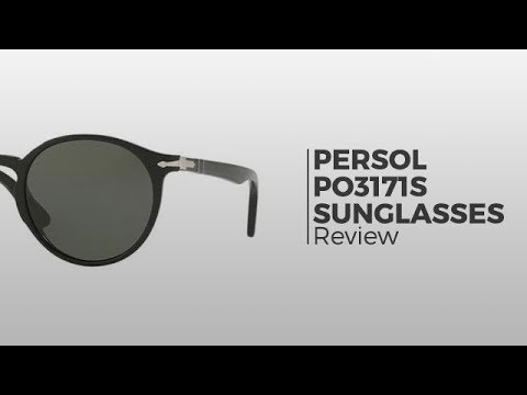 3f75d8cfb Persol PO3171S Sunglasses | Flash Preview - YouTube