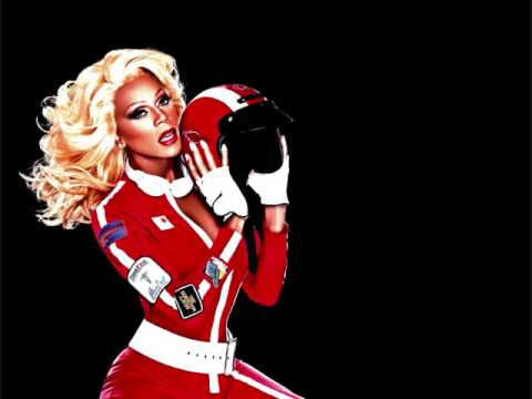 RuPAUL 03. Cover Girl (Put The Bass In Your Walk)