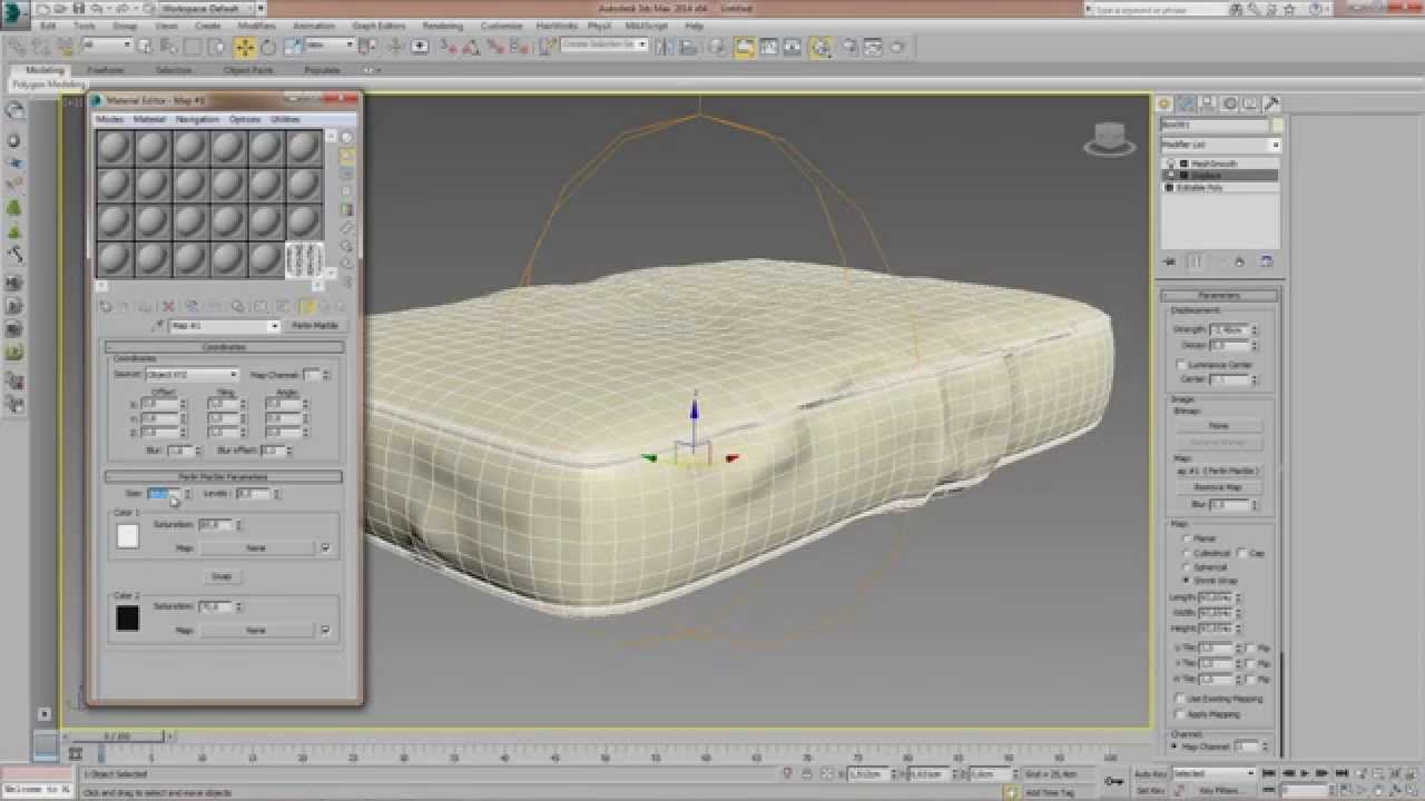 Tutorial Pillow 3D modelling - YouTube 3cae7a4a4