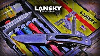 Точило для ножей LANSKY DELUXE против GANZO TOUCH PRO