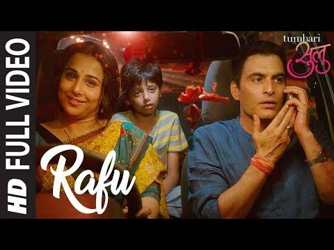 Tumhari Sulu: Rafu Full Video Song   Vidya Balan   Bollywood Song 2017