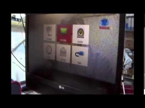 Testando MAIN UNIT de TV com FONTE de computador ATX - CLUBE DO TÉCNICO R