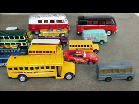 School Bus Toys, Cars Video for Kids #cars #toys #bus | Wali Toys