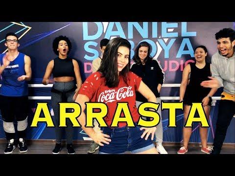 Arrasta - Gloria Groove feat Léo Santana COREOGRAFIA Cleiton Oira