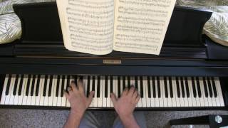 BACH: Fugue in E Major, WTC 2 (BWV 878)