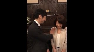 """西島秀俊 石田ゆり子へのツッコミが""""可愛いすぎる""""と話題沸騰 4月11日か..."""