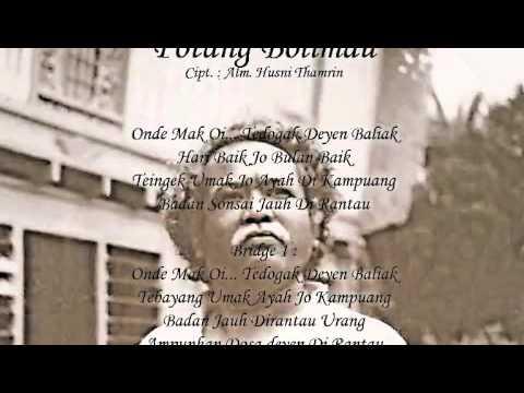 Mengenang Alm  Husni Thamrin