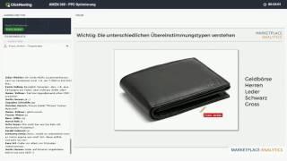 Optimale Amazon PPC Kampagnen schalten - AMZN 360 Folge 7 thumbnail