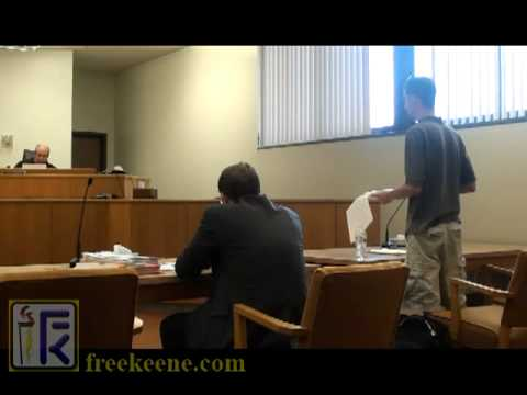Speedy Trial Hearing for FreeKeene.com's Ian Freeman