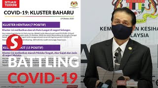 Covid-19: Two new clusters detected in Selangor and Melaka