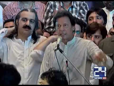 PTI youth wing snubbed by Imran Khan during Islamabad convention