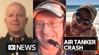 What we know about the waterbomber that crashed while fighting NSW fires | ABC News