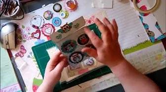 Erklärung / Card Candy Swap