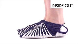 ГЕНИАЛЬНОЕ изобретение, ОБУВЬ БУДУЩЕГО  Новые технологии или просто кроссовки для спорта, фитнеса(Удобная обувь - это залог здоровья Ваших ног. Как часто в дальних прогулках мы мечтаем о хорошей и легкой..., 2016-08-02T01:46:10.000Z)