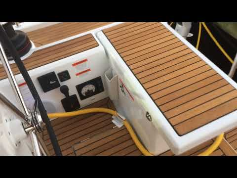 Beneteau Oceanis 51.1 sneak preview at the 2017 Annapolis boatshow