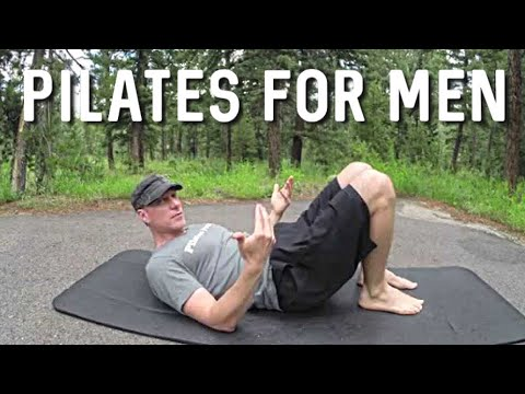 Intermediate Pilates for Men   Sean Vigue Fitness