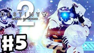 Destiny 2: Curse of Osiris - Gameplay Walkthrough Part 5 - The Dawning Returns! (PS4 Pro)