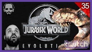 ÚLTIMA MISIÓN DE ENTRETENIMIENTO | JURASSIC WORLD EVOLUTION Gameplay Español