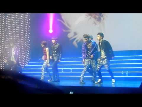 [FANCAM] EXO-K - ANGEL/INTO YOUR WORLD (12/06/23 @ MBC Korean Cultural Festival In LONDON)