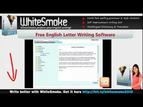 free english letter writing software youtube