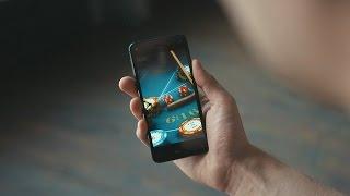 обзор Amazon Fire Phone