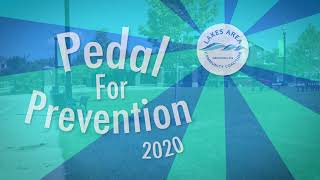 2020 Pedal for Prevention- Grant