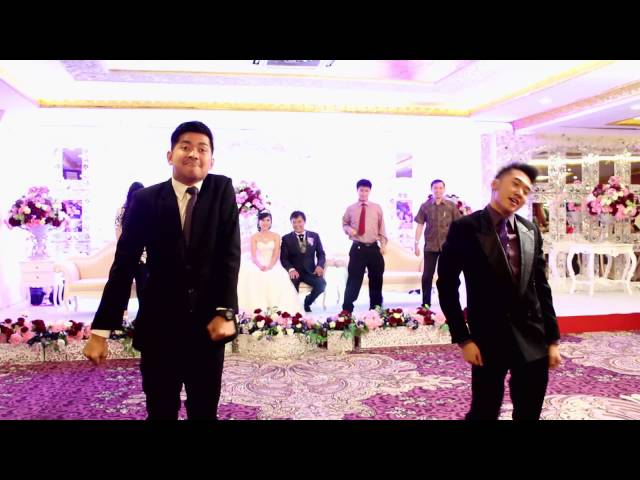 Goyang Caesar by MC Abim & MC Michael Travel Video