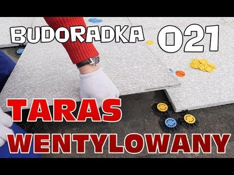 Taras Podniesiony Wentylowany