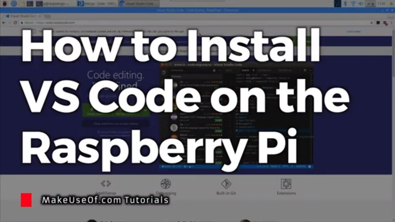 Why Coding for Raspberry Pi Is Way Better With Code-OSS