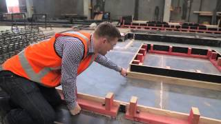 CCANZ Precast Concrete Panels Production