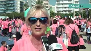 Cursa de la Dona Calafell 2019