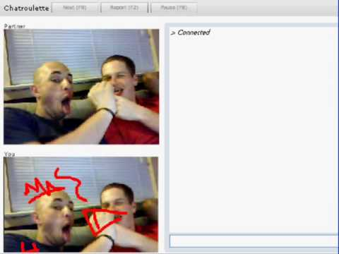 Face Raped On Chatroulette