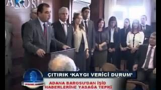 18 HAZİRAN 2014 TARİHLİ AKDENİZ TV ANA HABER BÜLTENİ